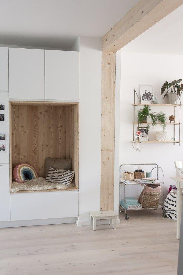 Umbau Reihenhaus Teil III – Neue Küche