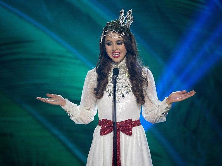 Miss Sweden, Camilla Hansson