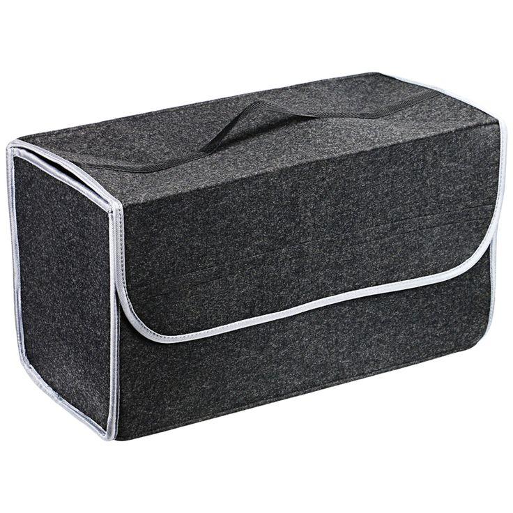 Merasa Tas Kotak Penyimpanan Bagasi mobil Kendaraan Alat Box multi-gunakan Tools Organizer Bagasi Tas Karpet Lipat Mobil Interior aksesoris