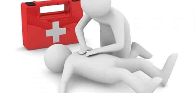 بحث عن الإسعافات الأولية مع المراجع First Aid Course First Aid Cpr Training