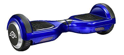 Innjoo Patín eléctrico Scooter azul