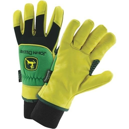 West Chester Lined Deerskin Glove JD95040/XL Unit: Pair, Yellow