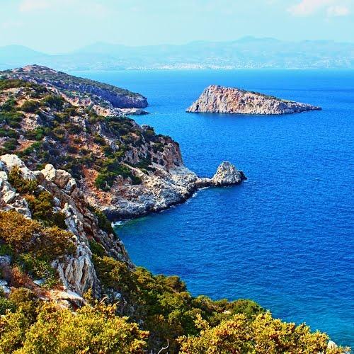 Gulf of Mirabello in Crete