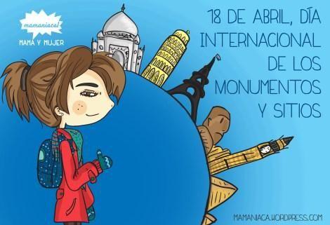 El próximo 18 de abril, se conmemora el Día Mundial de los Monumentos y Sitios, fecha aprobada por la Conferencia General de la UNESCO. En esta jornada se realizan diversas actividades con el objetivo de sensibilizar a las personas acerca de la importancia del cuidado, protección y conservación del