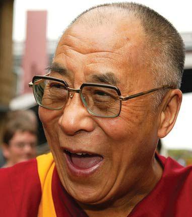Śmiech to zdrowie - Śmiejący się Dalaj Lama