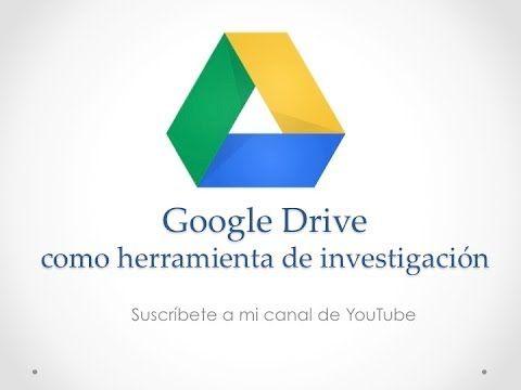 Excelente tutorial sobre elementos que Google Drive integra en la edición de texots que pueden ser de gran utilidad en la elaboración de trabajos académicos  Claro y conciso, muy recomendable!