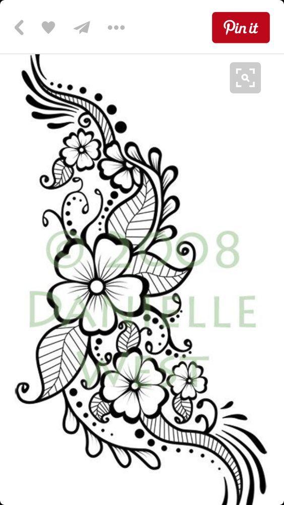 Untitled | awesome tattoos (girls) | Pinterest | Tatuajes, Bordado ...
