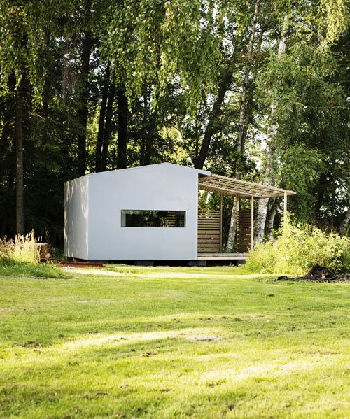 For it's simplicty Mini House 2.0: Modern Prefab