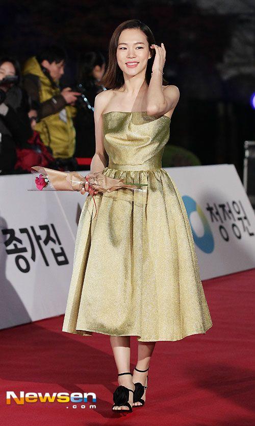 Han Ye Ri looks stunning... 2016 Blue Dragon Awards » Dramabeans Korean drama recaps