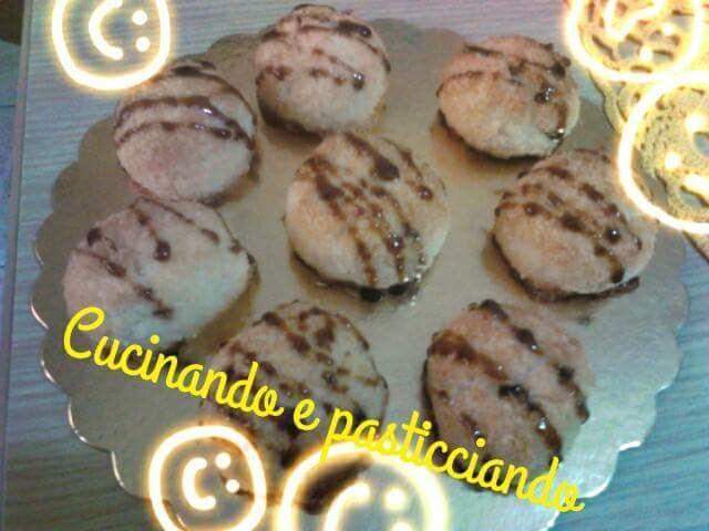 Cucinando e Pasticciando: Biscotti al cocco