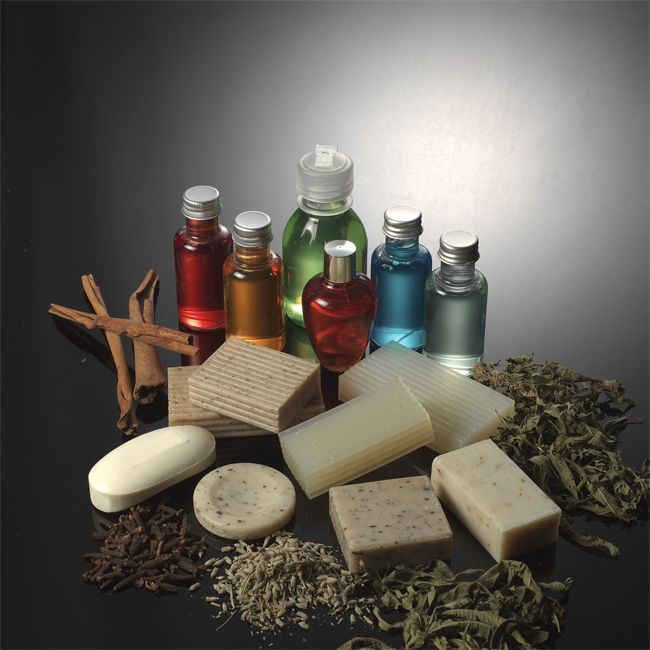 Soaps and cosmetic bottle alternatives | Sadi Tanay's Collection, Istanbul #hotel #guest #amenities #soap #shampoo #showergel #istanbul #otel #buklet