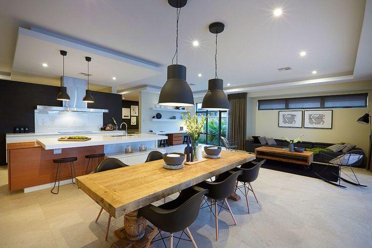 #NewYorkPlatinum #Kitchen #FamilySpace #Perth #HomeGroupWA #DisplayHomes