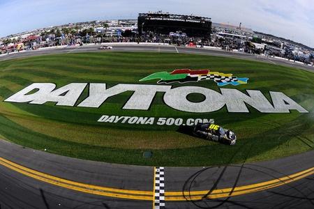 Daytona 500 - I wanna get to the Daytona 500.  Multiple trips would be even better!-- --  #TheDaytona500