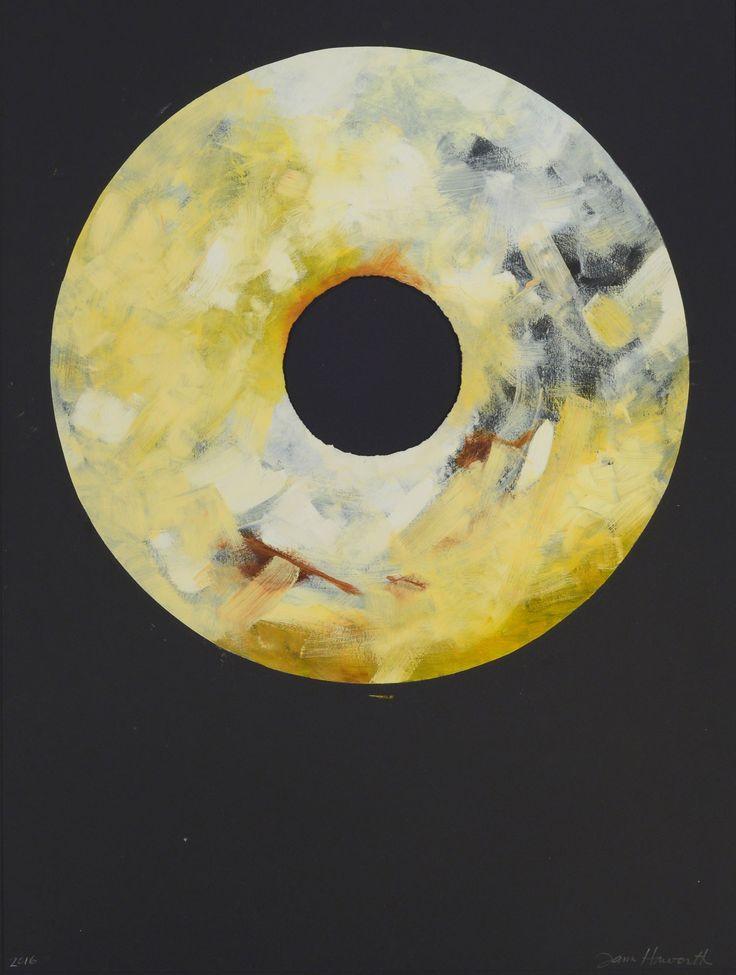 jann-haworth-lemon-honeycombe-cream-donut  Jann Haworth