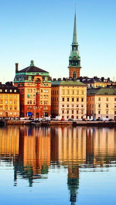 Stockholm, Sweden | Water and green space are never far away in the stylish Swedish capital, built on 14 islands with acres of parks. Explore the unique landscapes and rich history of Sweden when you cruise with Royal Caribbean to Stockholm.