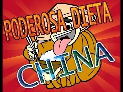 Poderosa dieta china para bajar de peso  http://yoestoyenforma.com