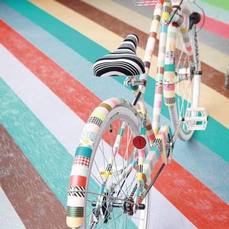 MT taped bike