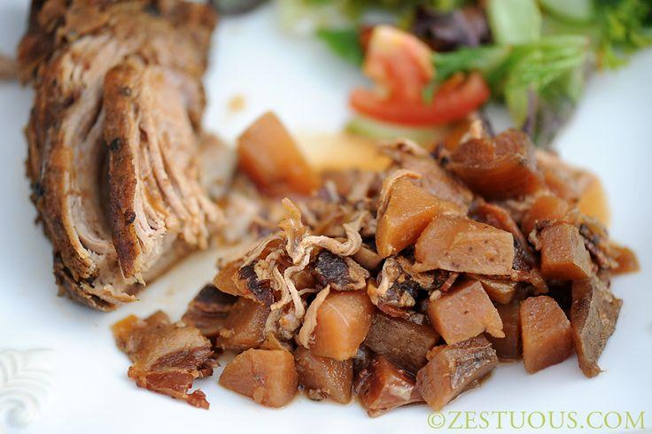 Maple Bacon Pork
