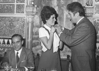 La cantante Salomé (11-04-1969)