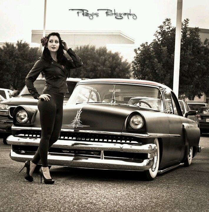 Best Pin Up Car Images On Pinterest Pin Up Car Hot Rods