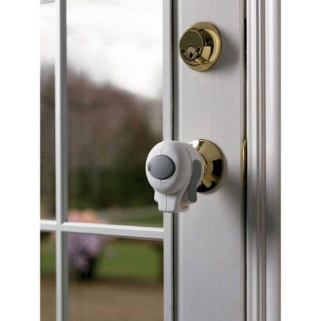 KidCo Door Knob Lock, Black