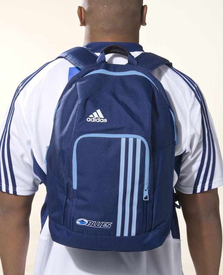 Blues Back Pack - $60