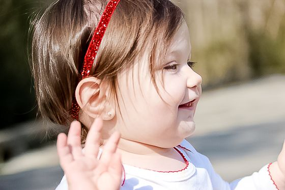 There's nothing cuter than tiny baby ears all dressed up. If you have made the decision to get your daughter's ears pierced as a baby, or are considering it, this is the ultimate guide for you.    Making the Decision Ear piercing for babies is a controversial topic in the parenting worl