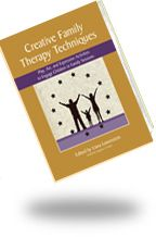 CREATIVE FAMILY THERAPY TECHNIQUES: PLAY, ART, AND EXPRESSIVE ACTIVITIES TO ENGAGE CHILDREN IN FAMILY SESSIONS:  Contributors illustrate how play, art, drama, and other expressive activities can effectively engage families and help them resolve complex problems.  GET 20% DISCOUNT WITH CODE PC14 at www.lianalowenstein.com # family therapy, #counseling, #play therapy