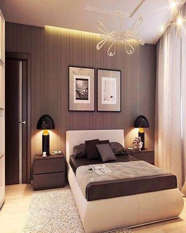 Table Lamps In The Bedroom Setting Idea Stylish Bedroom Decor Modern Bedroom Design Interior Design Bedroom