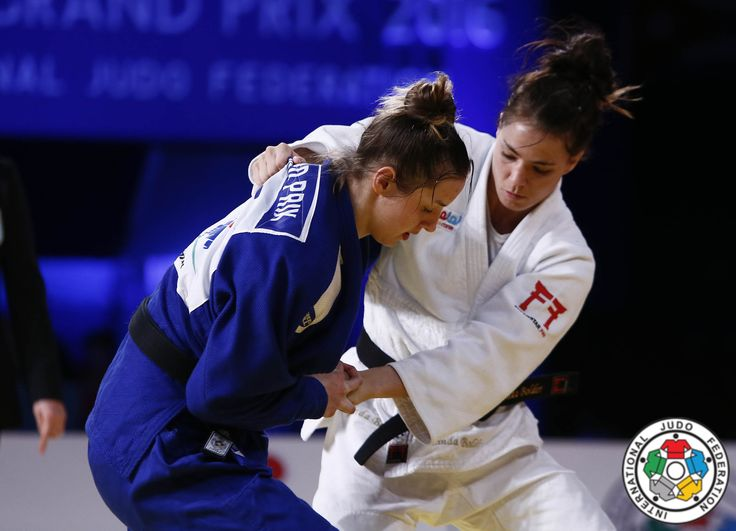 BOLDER, Linda -  GERCSAK, Szabina  - International Judo Federation