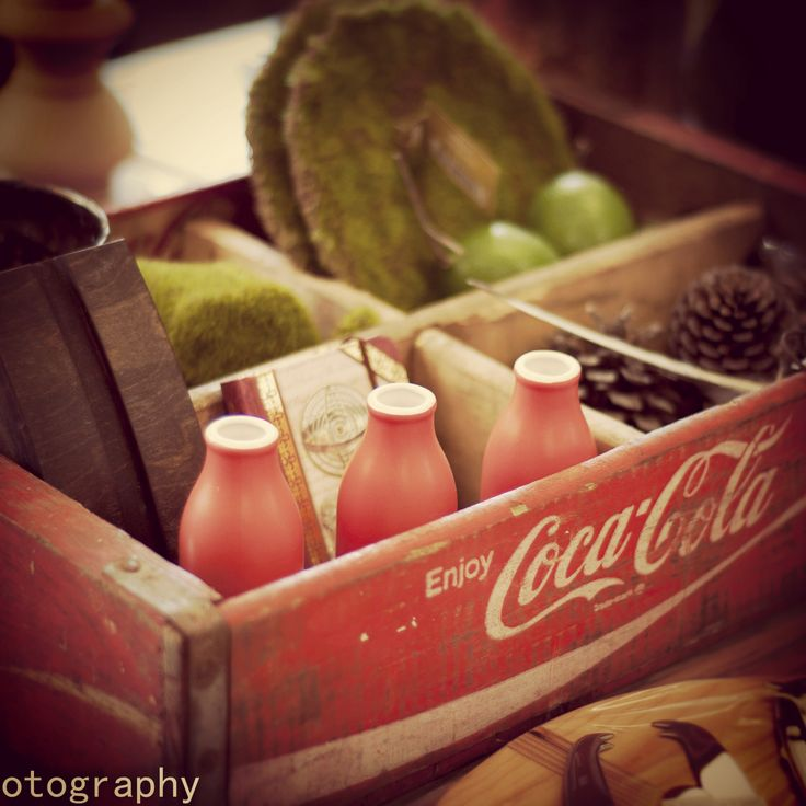 Love a bit of coke vintage!