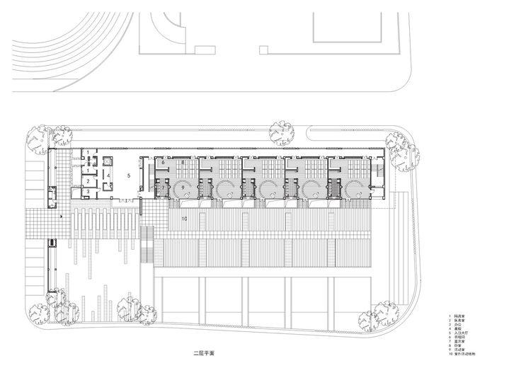 Kindergarten Plan Elevation Section : Best images about plan section elevation on pinterest