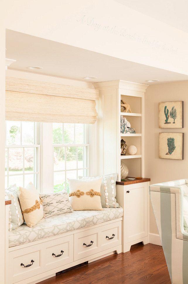 Coastal Decor Ideas. Classic coastal decor. CoastalDecor #CoastalInteriors  Casabella Home Furnishings & Interiors.
