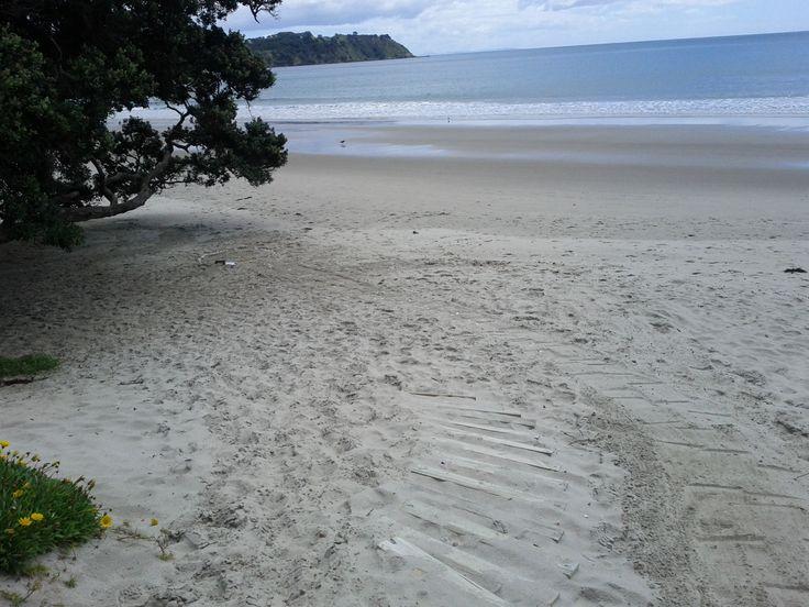 Another amazing beach on Waiheke Island