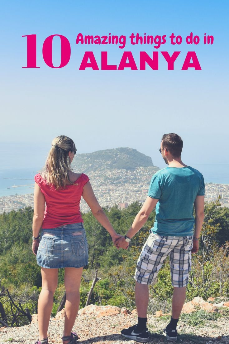 What do do in Alanya, Tukrey? These are 10 ways to enjoy this amazing region and 10 ideas of activities to make the most out of this beautiful area! Great ideas for an active and interesting holiday. Great ideas of activities as a couple on this trip to Turkey. #turkey #alanya #activities #beachholiday