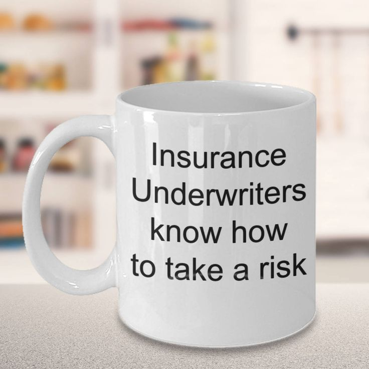 Underwriter mug, Underwriter coffee mug, Insurance Underwriter, insurance mug, insurance coffee, insurance agent mug, funny insurance mug