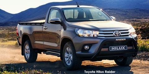Toyota Hilux 2.8GD-6 4x4 Raider
