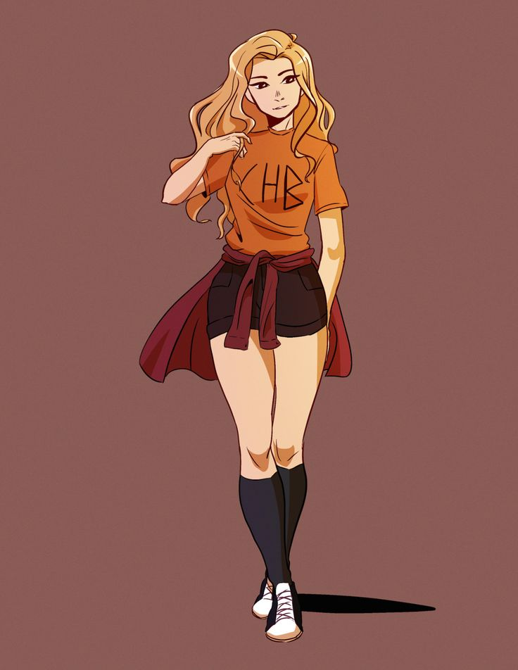 this is one of the best fanarts i've seen of annabeth