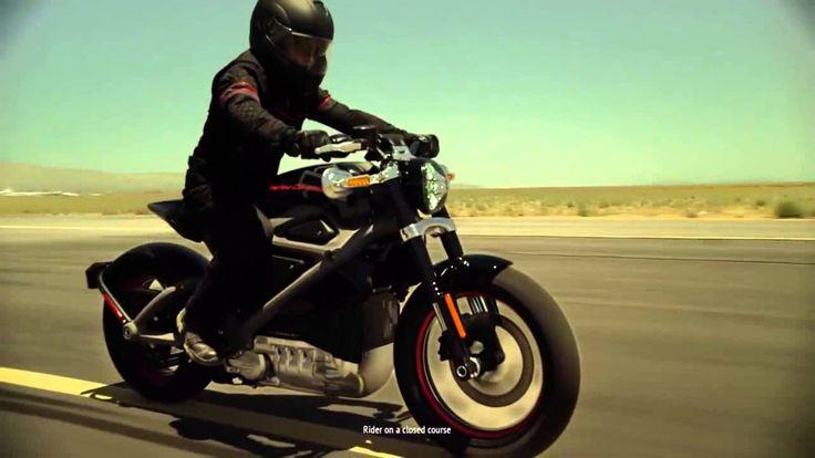 Zone-Motards.net / Harley Davidson Projet LiveWire 2015
