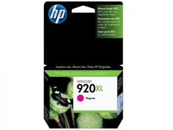 Cartucho de Tinta HP Magenta - CD973AL