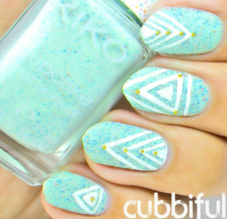32 best Sexy Summer Nails images on Pinterest | Uñas de verano ...