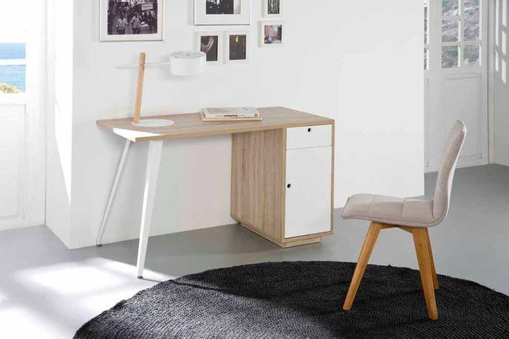 ¿Un escritorio para un pequeño estudio o loft? ¡En #merkamueble tenemos la solución!  Tiendas en Añaza y Las Chafiras ➡ www.gruponumero1.com/marcas/merkamueble/
