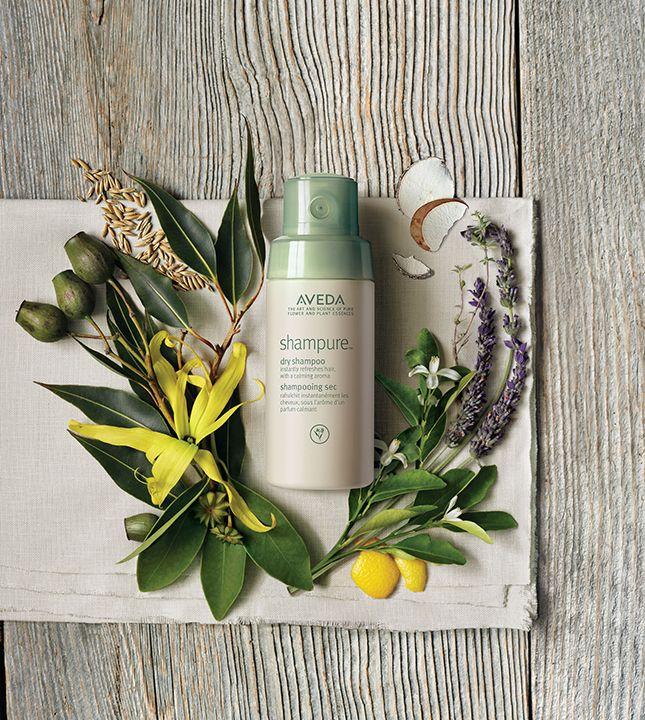 Без мыла и слез: пополнение в линейке Aveda — сухой шампунь Shampure Dry Shampoo | Красота | Новости | VOGUE