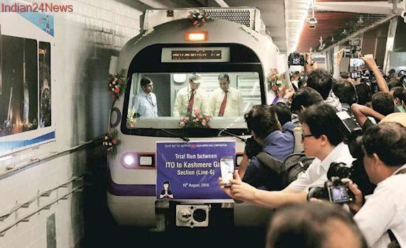 Delhi Metro staffers call off stir post settlement of issues with DMRC