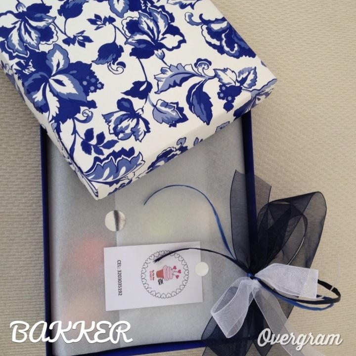 Special macaron box