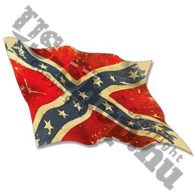 35,00 DKK. Confederate klistermærke. Patineret Amerikansk Sydstatsflag som bølger i vinden, i form af klistermærke på 12,5 x 7 cm.  Klistermærke af god kvalitet, fremstillet i USA i vejr og UV bestandig blank vinyl med en forventet levetid på 3 - 5 år (udendørs).  Rebel flag klistermærket kan fastklæbes på de fleste rene overflader som f.eks. metal, glas, plastic mm. Det er forholdsvis nemt at fjerne og efterlader ingen limrester.