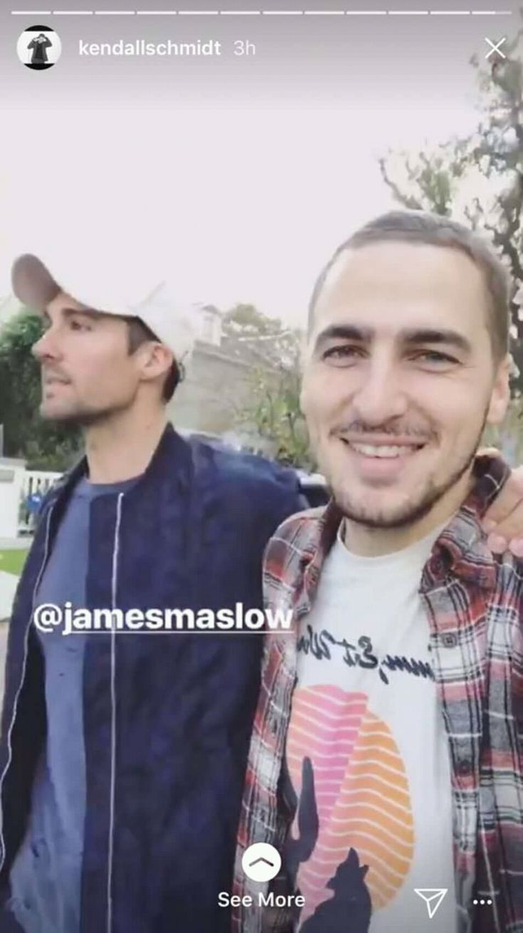 KENDALL SCHMIDT  // JAMES MASLOW // BIG TIME RUSH