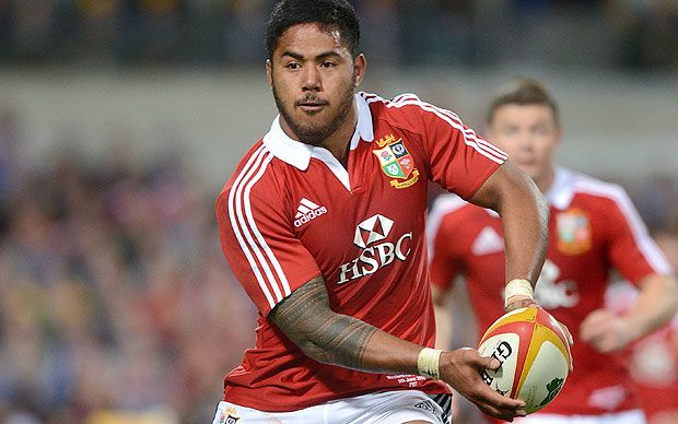 Lions 2013: Manu Tuilagi returns to face Melbourne Rebels as Jamie Roberts targets comeback in second Test - Telegraph