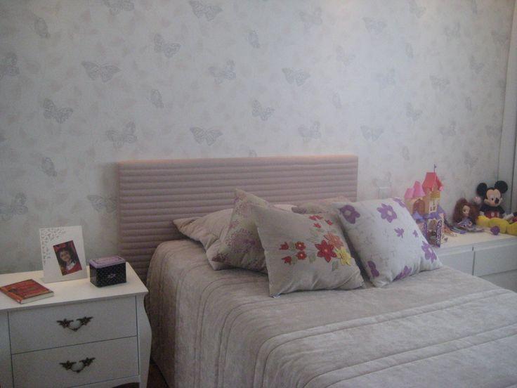 Quarto menina - Das Haus Interiores