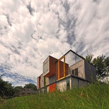 OS House, Racine, WI / Johnsen Schmaling Architects / AIA COTE Top Ten 2011